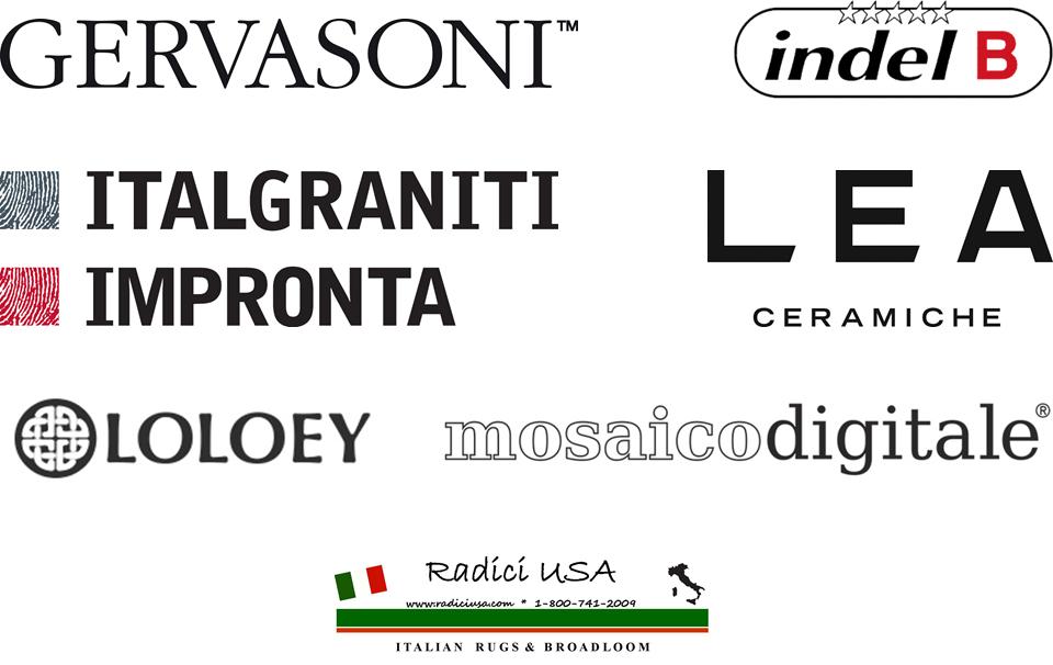 ic4hd hdexpo 2016 Gervasoni Indel B ItalGraniti Lea Ceramiche Loloey Mosaico Digitale Radici USA