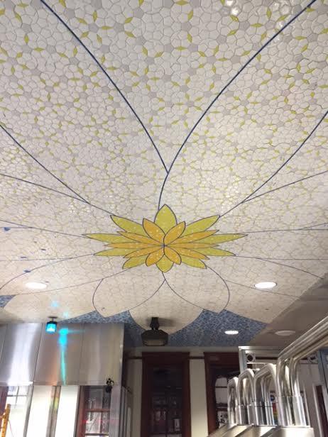 mosaico digitale CTA chicago