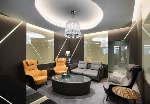 casa alitalia airport lounge