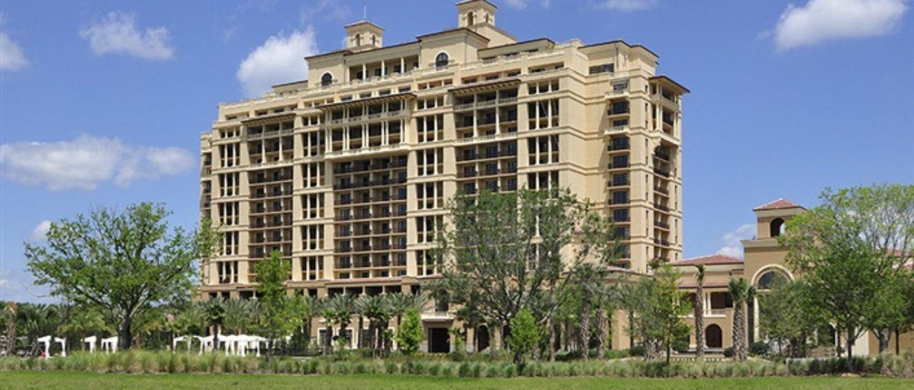 WIDE-SHOT - Indel B at the Four Season Resort Orlando FL - IC4HD