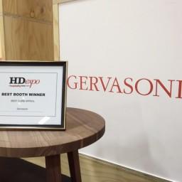 gervasoni ic4hd hd expo 2015 award