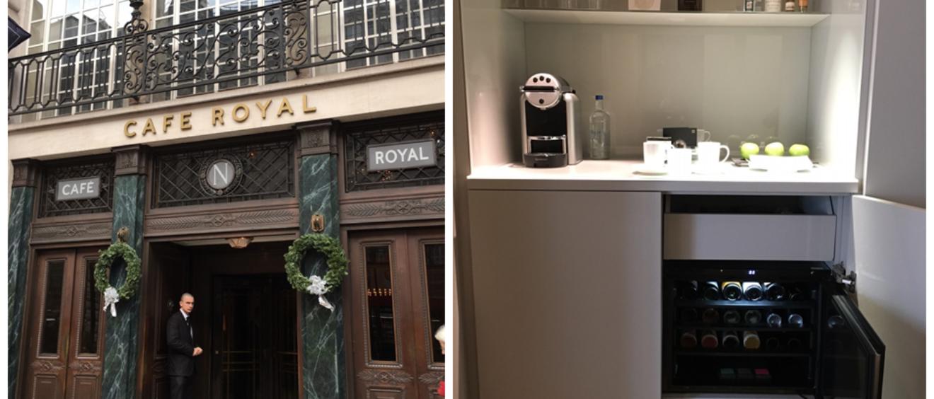 Indel B Cafe Royal London