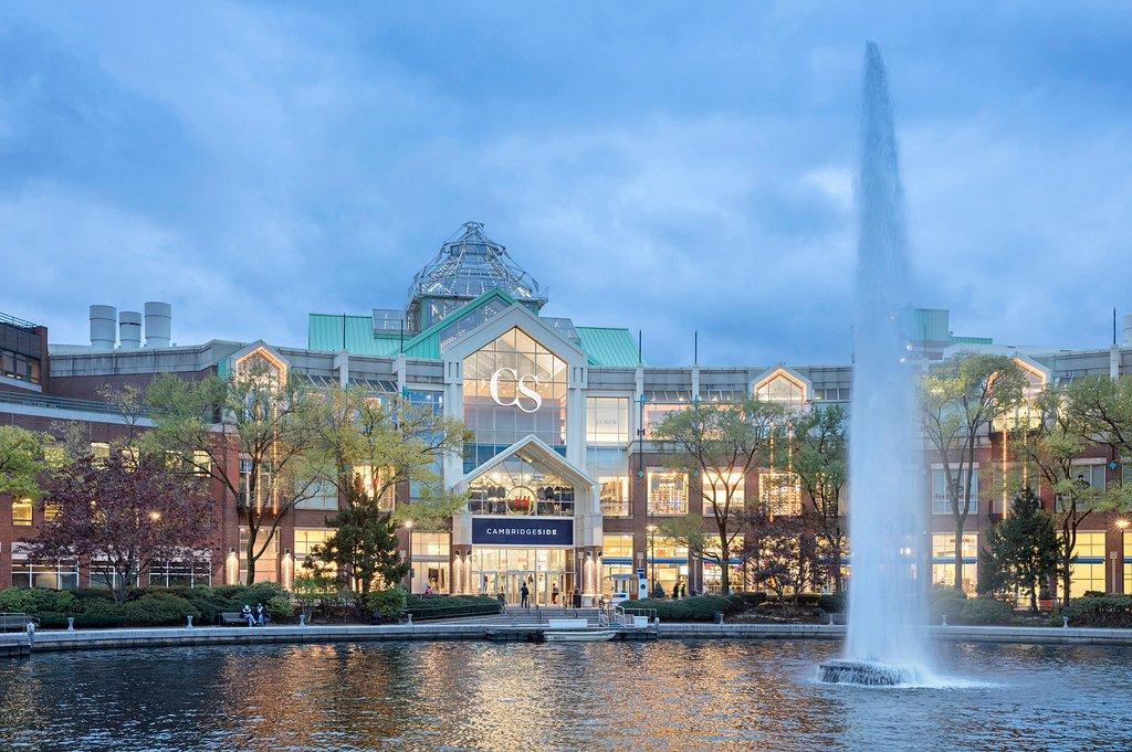 cambridge side mall