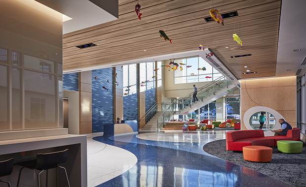 Montana Children's Hospital (Kalispell, MT) | Photo © Tom Harris | HealthCare Design Magazine