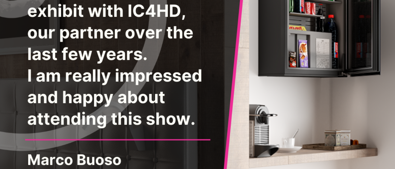 HDexpo 2021 IC4HD Indel B