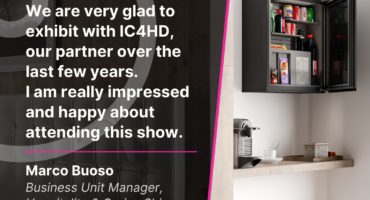 HDexpo 2021 IC4HD Indel B